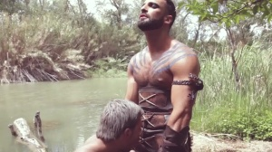 gay Of Thrones - Abraham Al Malek with Toby Dutch butthole Love