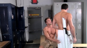 Slap That butthole - Rocco Reed with Jack King pooper Hook up