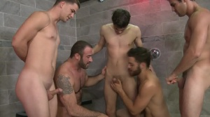 goo Shower - Tommy Defendi with Spencer Reed Athlete nail