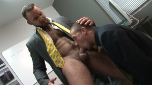 The Appraisal - Bruno Knight and Marco Sessions anal Nail