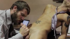 The Boardroom - Colby Keller, Shane Frost anal Nail