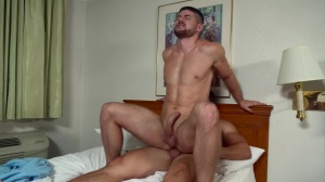 The Sting - Axel Kane and Connor Halstead ass-copulation