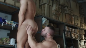 Heart's want - Francois Sagat and Diego Reyes ass Nail