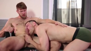 Poetic - Colby Keller with Jacob Peterson pooper Nail