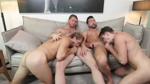 His Royal Highness - Connor Maguire with Jimmy Durano anal nail
