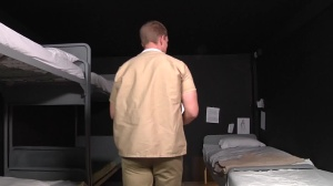A Guide To Sex In Prison - Landon Mycles with Sebastian young a bit of anal