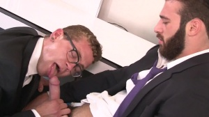 Executive Suite - Jay Austin with Jarec Wentworth a bit of butthole