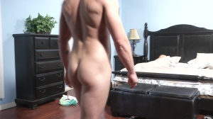 Top To Bottom three - Connor Maguire and Liam Magnuson anal fuck