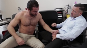 Fooling The Newbie - Jessy Ares with Donato Reyes butt stab