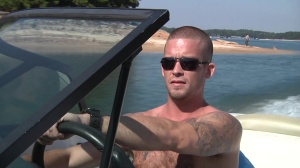 Boat Safety - Caleb Colton with Jack King wazoo dril