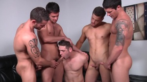 Brother Husbands - Duncan darksome and Donny Wright butthole Hump