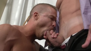 Secret Liaison - Landon Conrad with Liam Magnuson ass Love