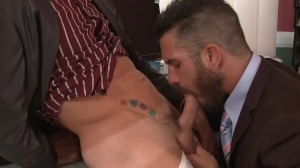 oral stimulation Interview - audition bang