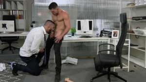 Defiance - Paddy O'Brian with Victor D'Angelo anal fuck
