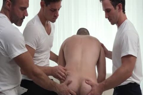 MormonBoyz - Priest gets His hole Destroyed By boyfrend Clergymen