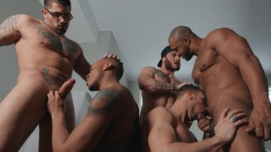 By Invitation only - William Seed & Ryan fucks butthole Love