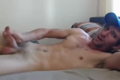 stylish Hung lad Playing On cam Very tasty