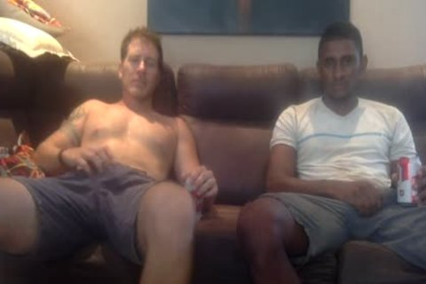 wild Bi-curious Latino First Time Experimenting Caught On web camera (RANDY 1)