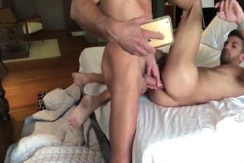 Manuel Skye bangs Aless Haddad in nature's garb - Part two