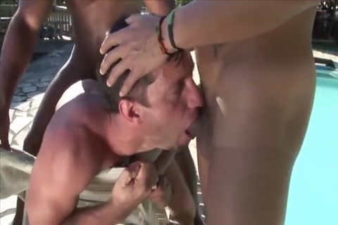 fine Brazilians Bust Their Creamy Loads All Over Each Other