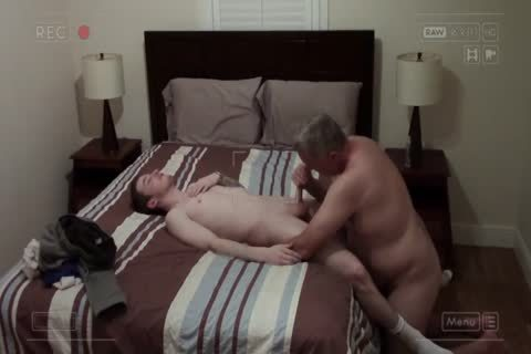 Curious Skater Visits Daddy For A Late Night ass hammering And deep Breeding
