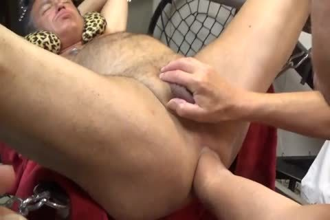 Fist Party In Denmark. Getting Fisted By Two men And poked