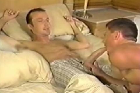 Surprise A big cock In An Early Waking Up