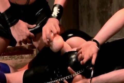 toys Rubber Pissing And pounding raw