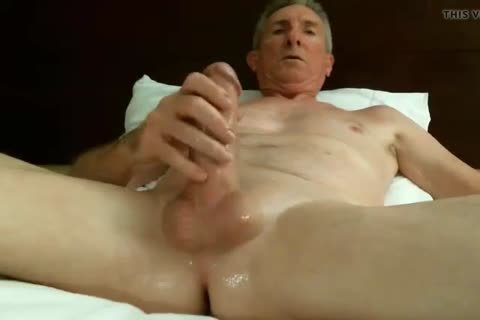 monstrous Dicked dad wanking 032