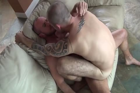 On Your Knees lad & Ride On My penis