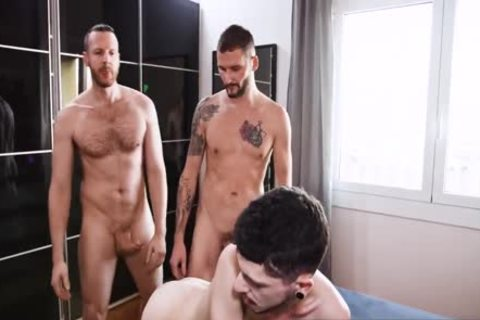 filthy homosexual Sex DP