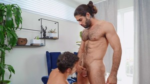 Nate & Diego - Diego Sans and Nate Grimes American Hook up