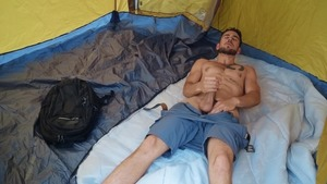 Intense In Tents - Ty Mitchell 18 Sex