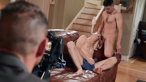 Flesh Peddler - Johnny Rapid & Michael DelRay American Hook up