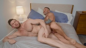 Str8toGay.com: Hard slamming with Jacob Peterson