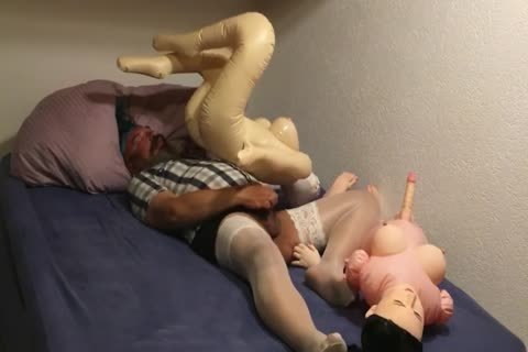 I Think This Is My majority astonishing Rubber Doll video scene
