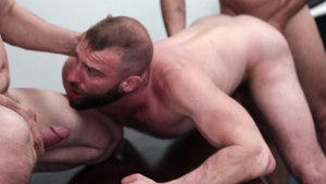 FamilyDick.com: Wild Max Sargent together with Donnie Argento