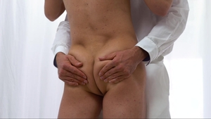 MissionaryBoys.com: Tall penis Elder Nicola stripteasing