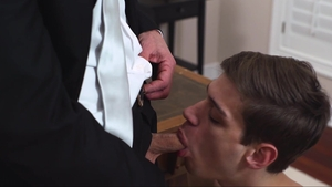 MissionaryBoys - Bulge Elder Ence striptease sex scene