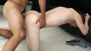 MissionaryBoys.com - Tight Brother Clark gets rough nailing
