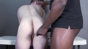 Young Perps - Officer Devin Trez fucked by Josh Cannon