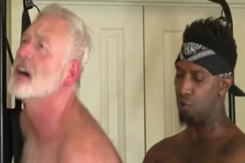 favourable Daddy Acquires A Hard darksome dick