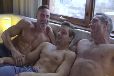 Alex Mecum, Carter Dane & Manuel Skye - DP