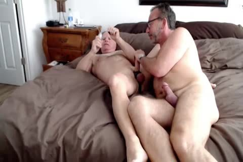 Gramps And dad fun