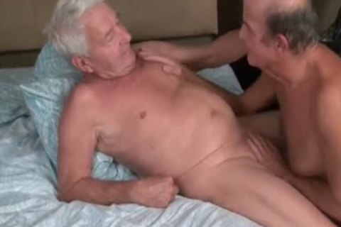 Grandpas gay - Cowboy pounds A Scottish Senior