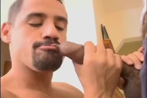 On His Knees For A humongous juicy One