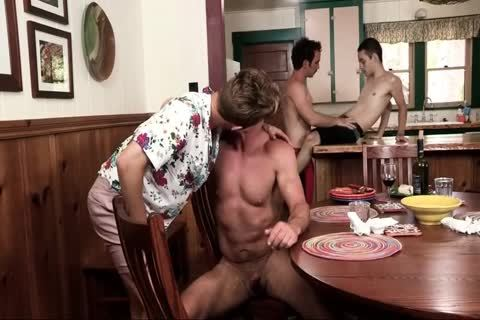 twinks Have fun With Step-dad And Grampa