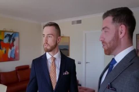homosexual Suit oral job And anal