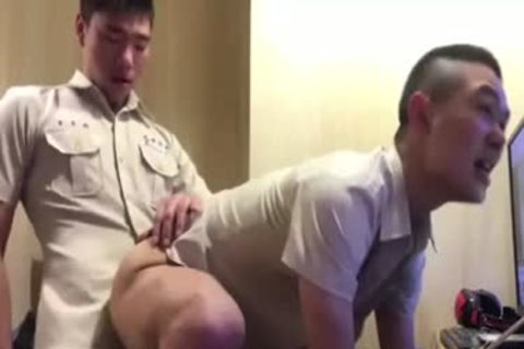 Two stylish Taiwanese Have Sex