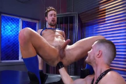 ClubInfernoDungeon - Drew Dixon's butthole Fisted & extraordinary Gape